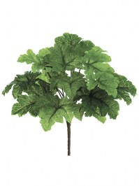 Aldik Home's Realistic Silk Plants - Heuchera Bush