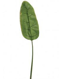 Aldik Home's Realistic Silk Plants - Banana Leaf