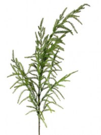 Aldik Home's Incredibly Realistic Silk Plants - Fir Branch