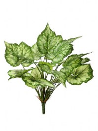 Aldik Home's Incredibly Realistic Silk Plants - Wax Begonia
