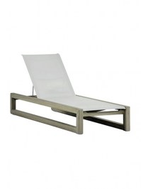 Aldik Home's Summer Classics Patio Furniture Floor Samples - Bali Chaise Lounge