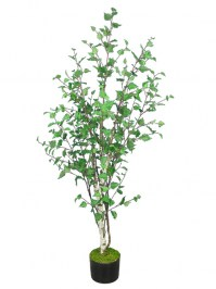 Aldik Home's Hand-Crafted Custom Silk Trees – Birch Tree