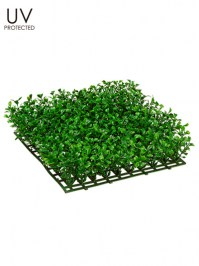 Aldik Home's Realistic Silk Plants - Boxwood Mat