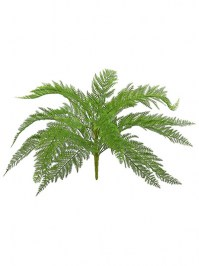 Aldik Home's Stunning Silk Plants - Fresh Fern Narrow