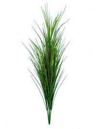 Aldik Home's Lush Silk Plants - Grass Bush