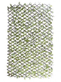 Aldik Home's Lifelike Silk Plants - Boxwood Lattice