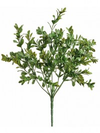 Aldik Home's Realistic Silk Plants - Boxwood Bush
