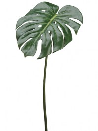 Aldik Home's Realistic Silk Plants - Split Philo Leaf