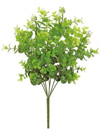 Aldik Home's Realistic Silk Plants - Seeding Boxwood