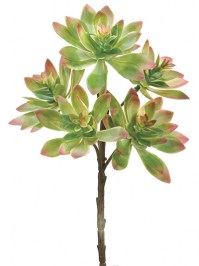 Aldik Home's Quality Artificial Succulents - Echeveria