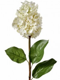 Aldik Home's Realistic Silk Flowers - Soft Touch Hydrangea