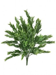 Aldik Home's Incredibly Realistic Silk Plants - Ruscus