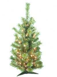 Aldik Home's Premium Artificial Christmas Trees - Iced Wildwood