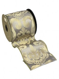 Aldik Home's Luxurious Ribbon - Jacquard Damask