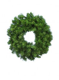 Aldik Home's Wonderful Wreaths & Garlands - Norway Pine Wreath Unlit