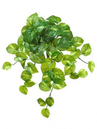 Aldik Home's Realistic Silk Plants - Pothos Bush