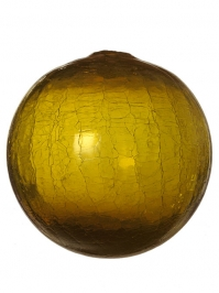 Aldik Home's Eclectic Home Decor and Accessories - Sphere Crackle