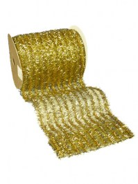 Aldik Home's Luxurious Ribbon - Tinsel Stripes