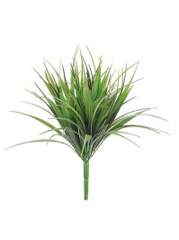 Aldik Home's Realistic Silk Plants - Vanilla Grass Bush