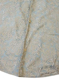 Aldik Home's Lovely Tree Skirts - Dupioni Lace