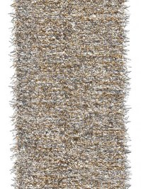 Aldik Home's Luxurious Ribbon - Metallic Tinsel