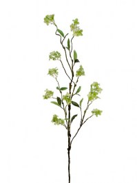 Aldik Home's Realistic Silk Flowers - Wild Flower Stem