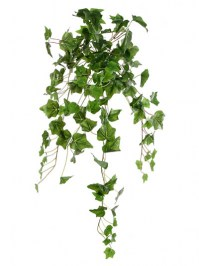 Aldik Home's Incredibly Realistic Silk Plants - Hanging English Ivy Bush