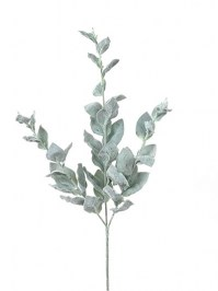 Aldik Home's Incredibly Realistic Silk Plants - Basil Leaf Spray