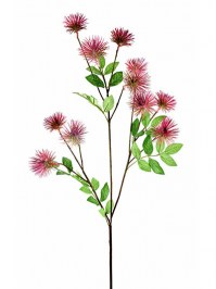 Aldik Home's Incredibly Realistic Silk Flowers - Albizia Grass Stem