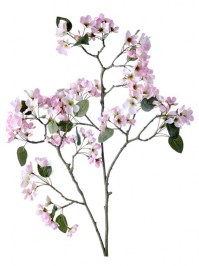 Aldik Home's Incredibly Realistic Silk Flowers - Apple Blossom
