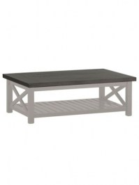 Aldik Home's Summer Classics Patio Furniture Floor Samples - Cahaba Coffee Table