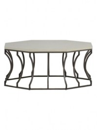 Aldik Home's Summer Classics Patio Furniture Floor Samples - Audrey Coffee Table