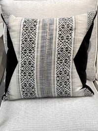 Aldik Home's Luxurious Outdoor Throw Pillows - Aztec