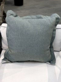 Aldik Home's Luxurious Outdoor Throw Pillows - Verona Mist