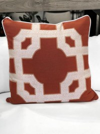 Aldik Home's Luxurious Outdoor Throw Pillows - Fortune