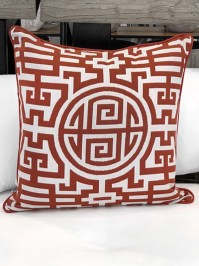 Aldik Home's Luxurious Outdoor Throw Pillows - Nobu