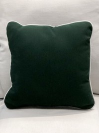 Aldik Home's Luxurious Outdoor Throw Pillows - Shellbourne Mallard Dark