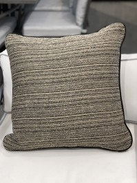 Aldik Home's Luxurious Outdoor Throw Pillows - Avila Midnight