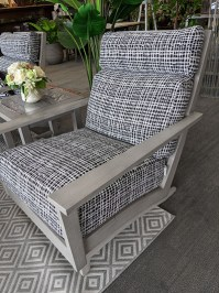 Aldik Home's Summer Classics Patio Furniture Floor Samples - Kennebunkport 3 Piece Set