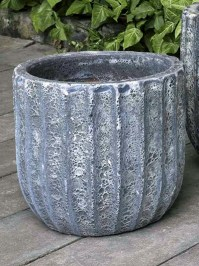 Aldik Home's Quality Indoor / Outdoor Containers - Maris Aqua Blue Coral