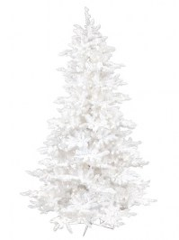 Aldik Home's Premium Artificial Christmas Trees - Flocked Newbury