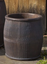 Aldik Home's Quality Indoor / Outdoor Containers - Rain Barrel