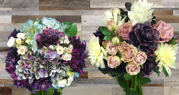 Custom silk wedding flowers los angeles showroom aldik home mightylinksfo